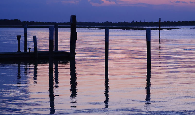 Bibione - die Lagune