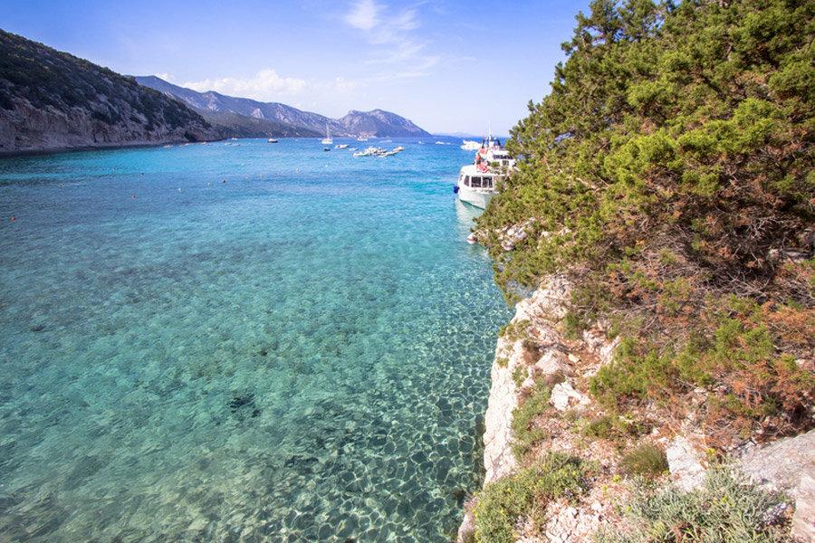 Schönste Strände am Mittelmeer - Sardinien, Cala di Luna