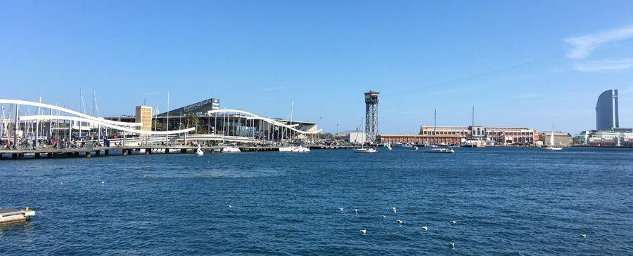 Barcelona – Mare Magnum