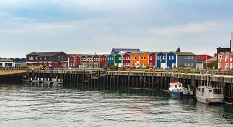 Ausflug nach Helgoland