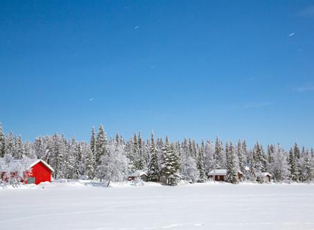Winterurlaub in Schweden: Kontrastprogramm zu den Alpen