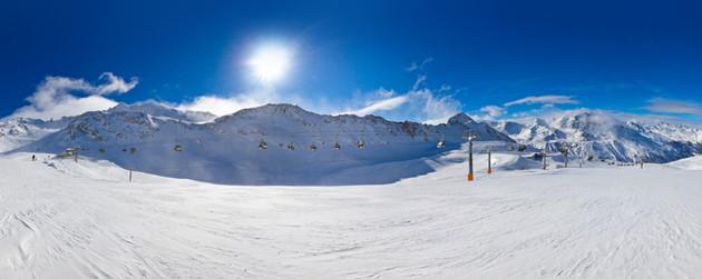 Skiurlaub Tirol - Skigebiet Hochgurgl Ötztal