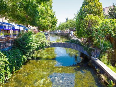 L'Isle-sur-la-Sorgue – Flussromantik im Département Vaucluse