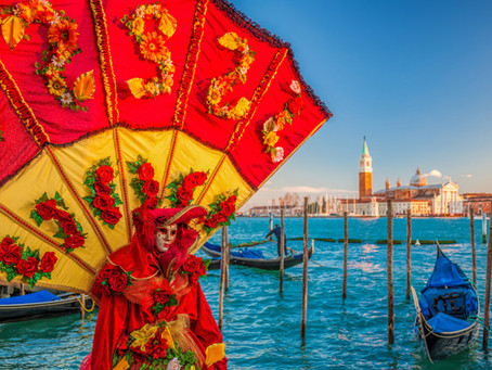 Karneval in Venedig: Zeit der geheimnisvollen Masken