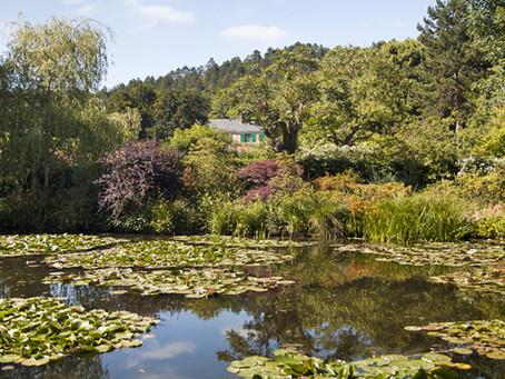 Parks und Gärten in der Normandie
