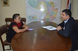 ASESORA PARA CUESTIONES INDÍGENAS DE LA ONU VISITA EL INDI