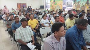 Foro Regional sobre Cambio Climático - En Bilwi-Puerto Cabezas. NICARAGUA