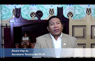 Mensaje de Álvaro Pop Ac, Secretario Técnico del FILAC en el Día Internacional de los Pueblos Indíge