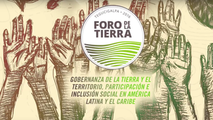 Rafael Echeverri: Gobernanza de la Tierra y Desarrollo Territorial - Foro de la Tierra 2016