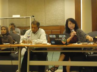 Puntos Focales del grupo de trabajo de organizaciones indígenas de Africa, América, Asia, Rusia y Pa