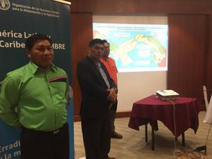 Curso Internacional: Directrices Voluntarias para la Sostenibilidad de la Pesca para Pueblos Indígen
