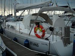 Hanse 370 Sventola