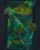 'Derinlikler', 80x100 2008 Tuval üzerine akrilik