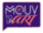 Logo agence Mouv your Art Montpellier