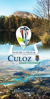 plan de Culoz France