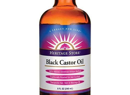 WHAT NATURAL OILS DO YOU NEED FOR YOUR NATURAL HAIR?