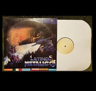 Latinos y Metalicos LP
