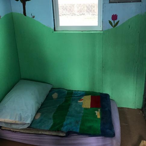 WAAAG Inside Cabin