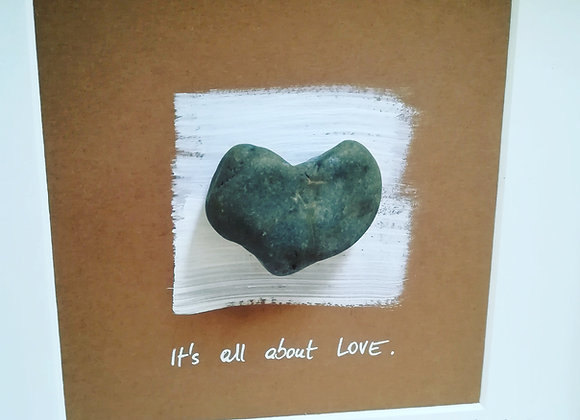 It's all about LOVE