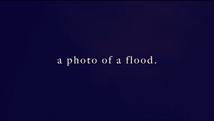 A photo of a flood.