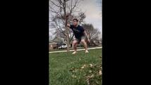 Backflipping