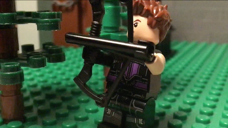 Hawkeye: Solo Mission