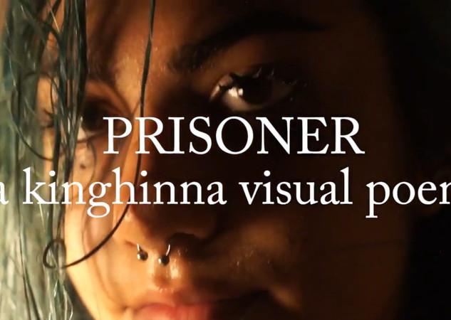Prisoner, a Visual Poem