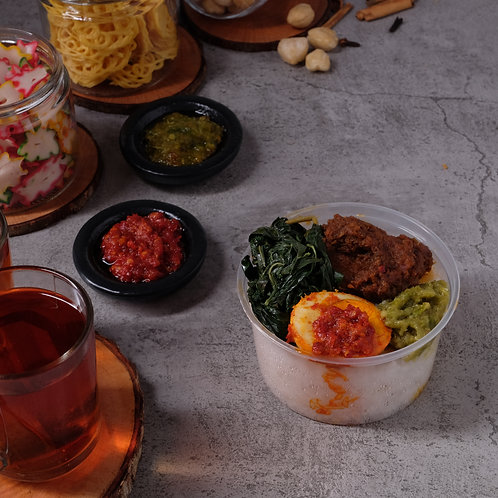 Jenggo Bowl - Minang Gourmet