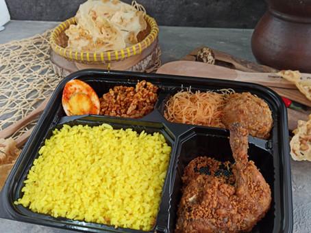 Kemasan Nasi Kotak yang Ramah Lingkungan dari Dapur Tumpeng