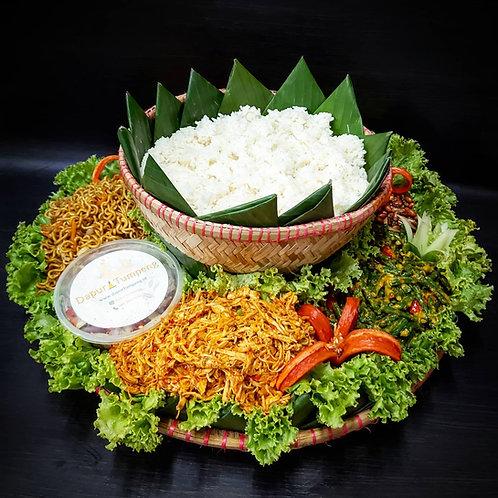 Nasi Bakul Bali Seminyak