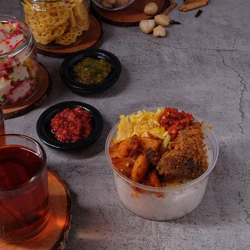 Jenggo Bowl - Betawi Gourmet