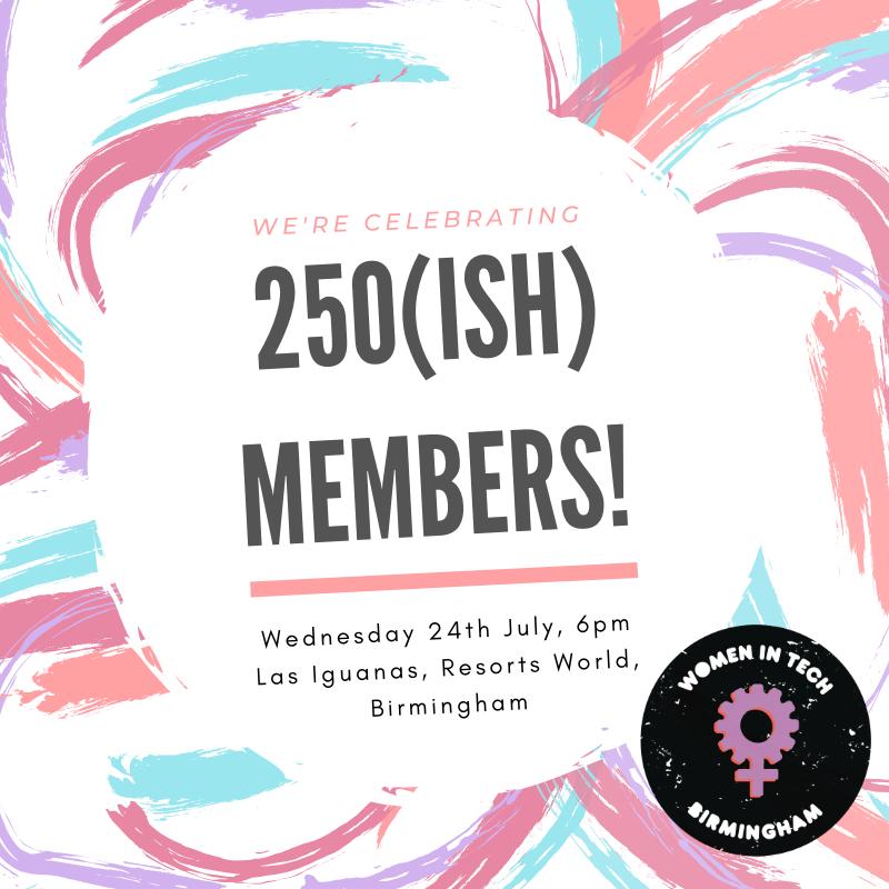 250(ISH) Members!