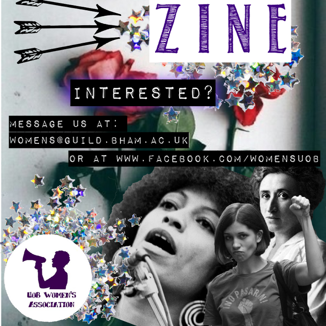 Zine Submissions Poster