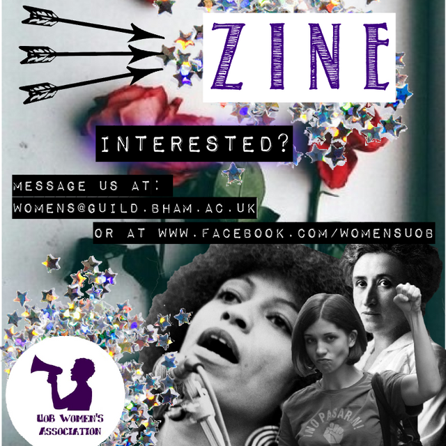 Zine Submission Poster