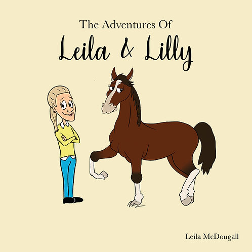 Leila & Lilly - The Hay Thief