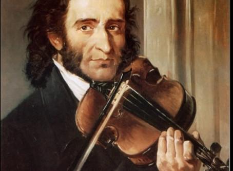 Niccolò Paganini - Compositor e violonista italiano