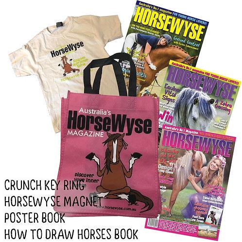 HorseWyse Starter Pack