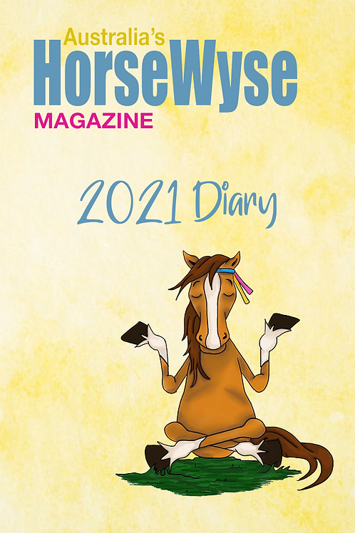 HorseWyse Diary 2021