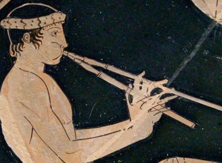 Cientista recria canção da Grécia antiga