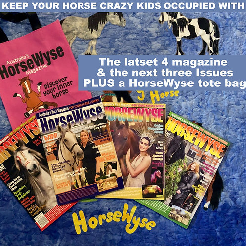 HorseWyse - 7 issues
