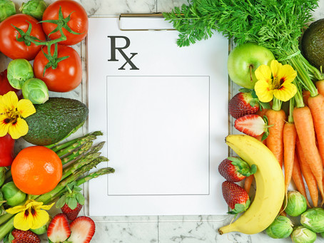 """A Rebuttal To Dr. Nikki Stamp's Article """"Food Is Not Medicine, and You Should Never Confuse the Two"""""""