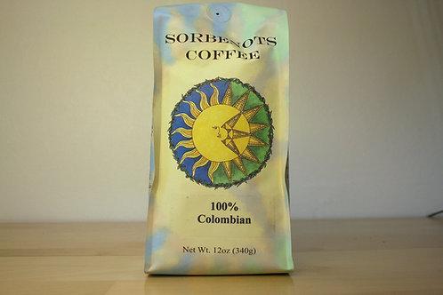 100% Columbian 5lb
