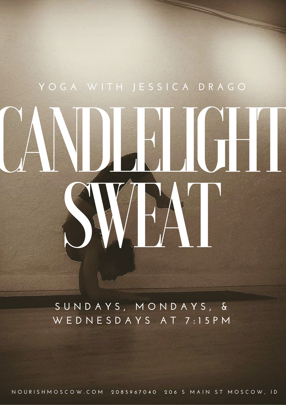 Candlelight Sweat