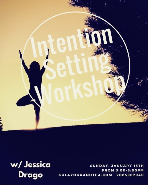 Intention Setting Workshop