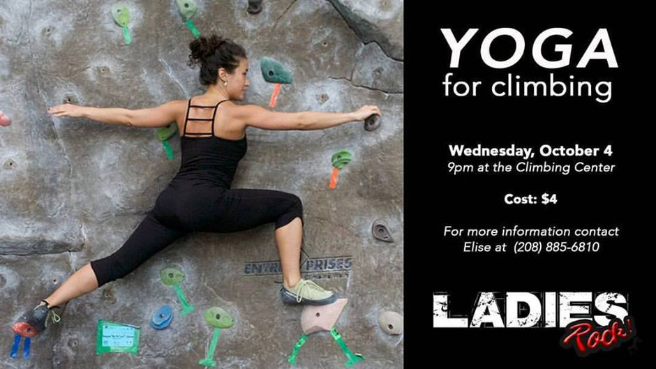 Yoga for Climbing