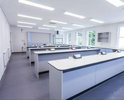 Chemistry Lab Radnor House