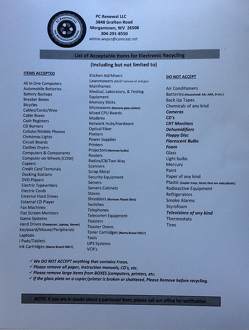 2021-09-07 Updated Acceptable Items List.jpg