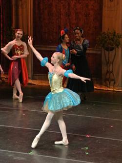 wilmington school ballet performance