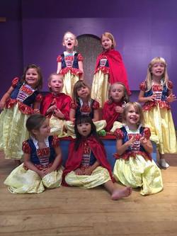 Snow White Princess Camp