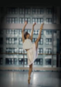 Dara Holmes Joffrey Ballet Wilmington School of Ballet